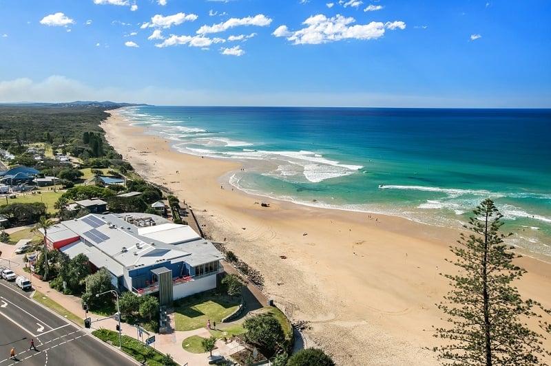 Onde Ficar em Sunshine Coast: Coolum Beach