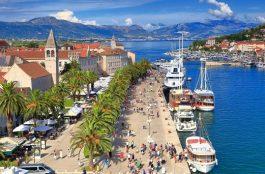 Onde Ficar em Trogir na Croácia