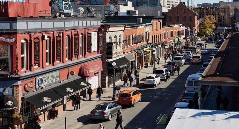 Onde Ficar Em Ottawa: ByWard Market