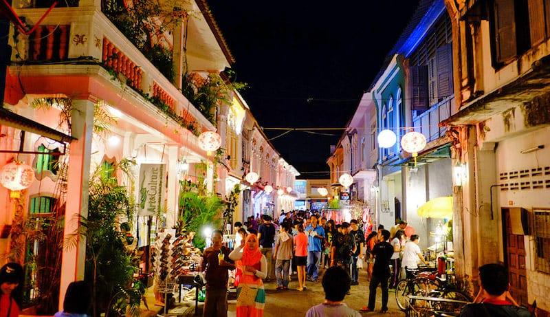 Onde Ficar Em Phuket: na Cidade