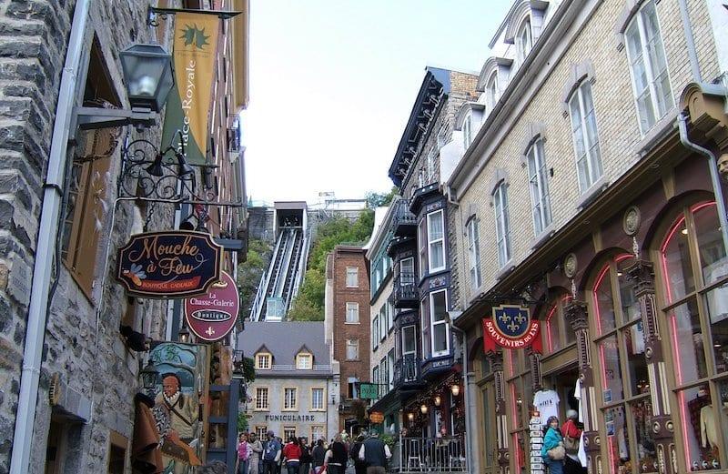 Onde Ficar Em Quebec: Basse Ville