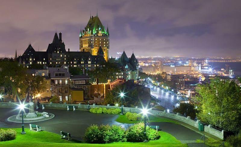 Onde Ficar Em Quebec: Haute Ville
