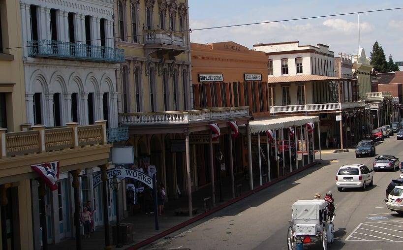 Onde Ficar Em Sacramento: Old Town