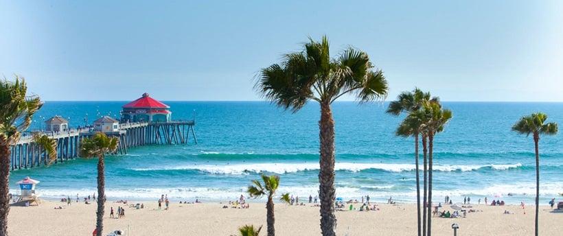 Onde Ficar Em Huntington Beach: Centro