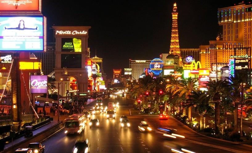 Onde Ficar Em Las Vegas: Strip