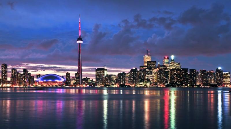 Onde Ficar Em Toronto: Entertainment District