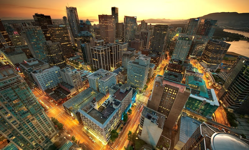 Onde Ficar Em Vancouver: Downtown