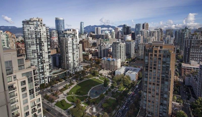 Onde Ficar Em Vancouver: Yaletown