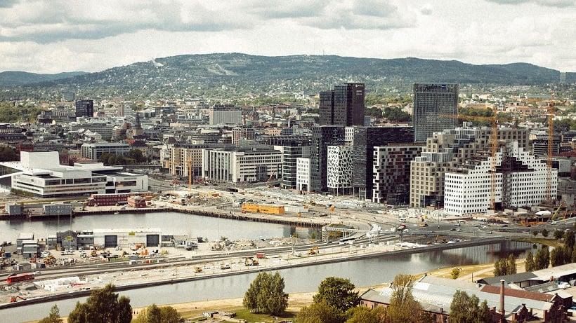 Onde Ficar em Oslo: Centro