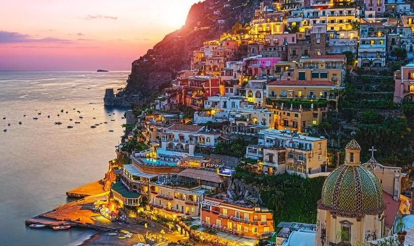 Onde Ficar na Costa Amalfitana na Itália