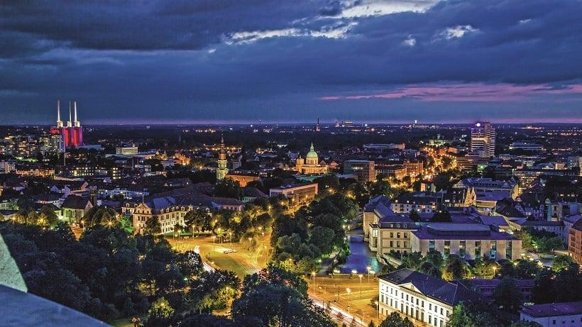 Onde Ficar em Hanôver: Centro Histórico