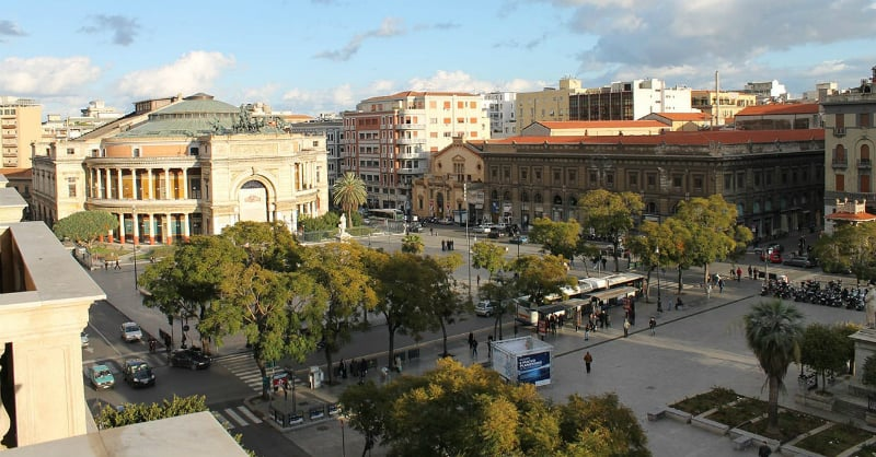 Onde Ficar em Palermo na Itália: Centro