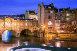 Onde Ficar em Bath na Inglaterra