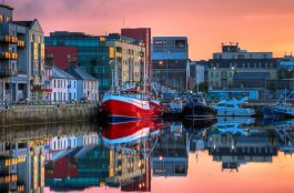 Onde Ficar em Galway na Irlanda