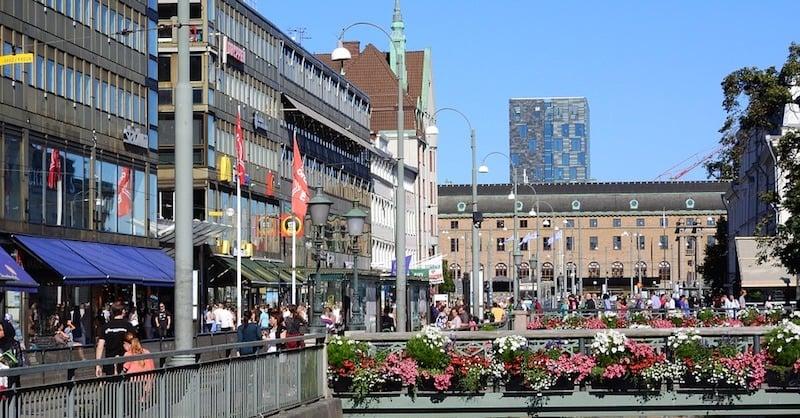 Onde Ficar em Gotemburgo na Suécia: Centro