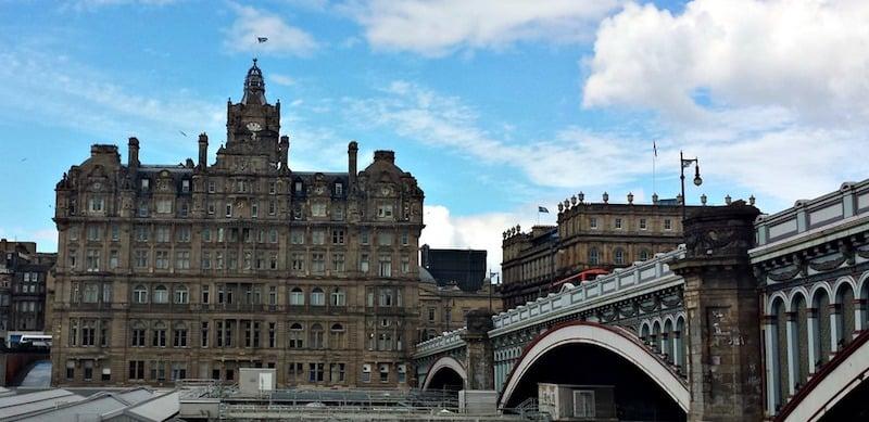 Onde Ficar em Edimburgo na Inglaterra: New Town