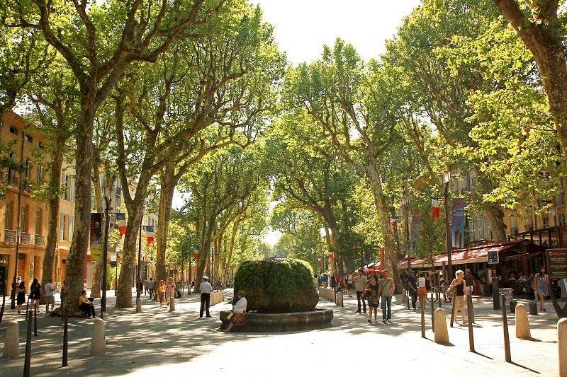 Onde Ficar em Aix-en-Provence: Centro da Cidade