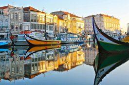 Onde Ficar em Aveiro em Portugal