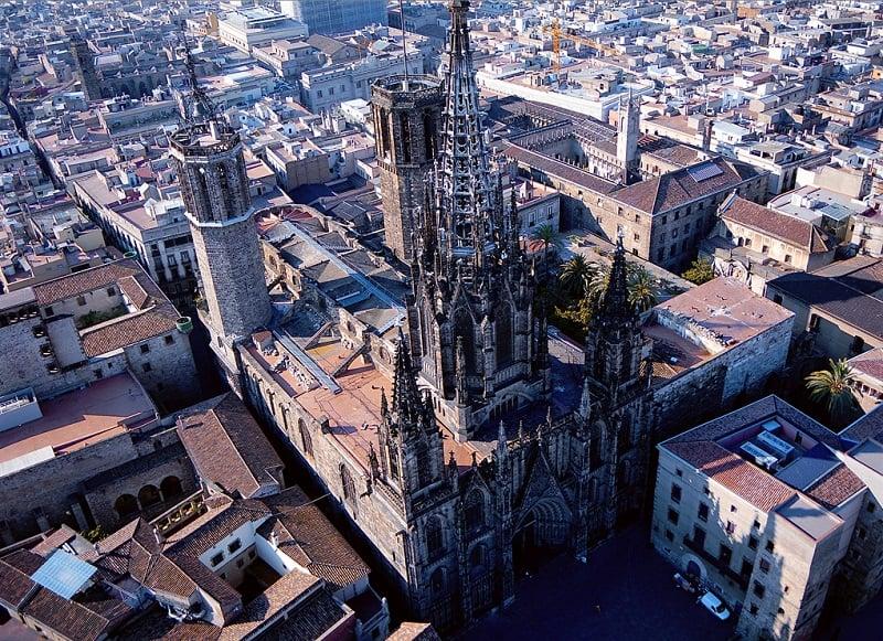 Onde Ficar em Barcelona: Bairro Gótico