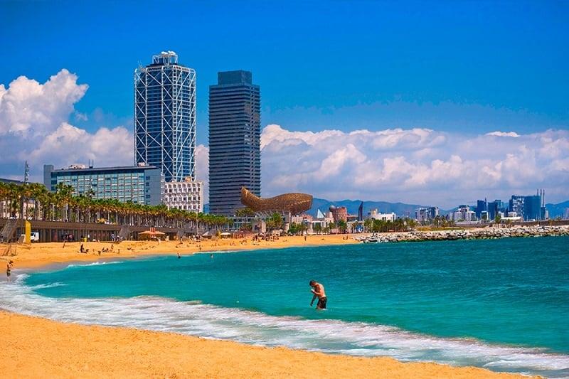 Onde Ficar em Barcelona: Vila Olímpica