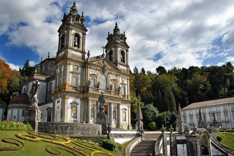 Onde Ficar em Braga: Bom Jesus do Monte