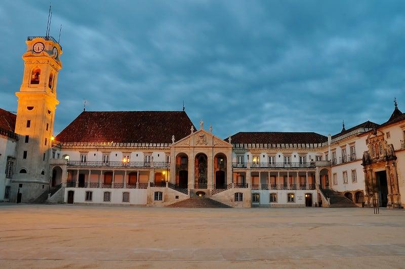 Onde Ficar em Coimbra: Universidade de Coimbra