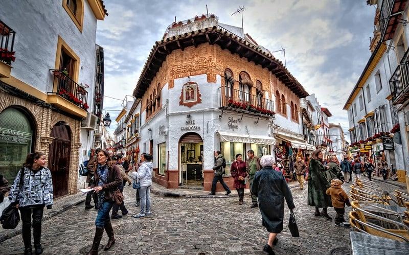 Onde Ficar em Córdoba: Judería