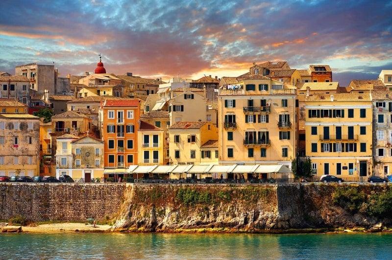 Onde Ficar em Corfu