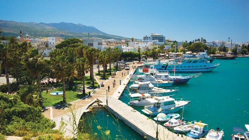 Onde Ficar em Kos na Grécia