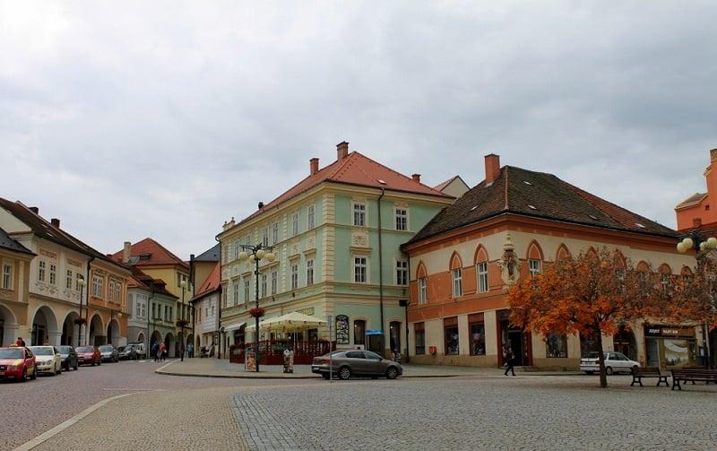 Onde Ficar em Kutná Hora: Centro Histórico