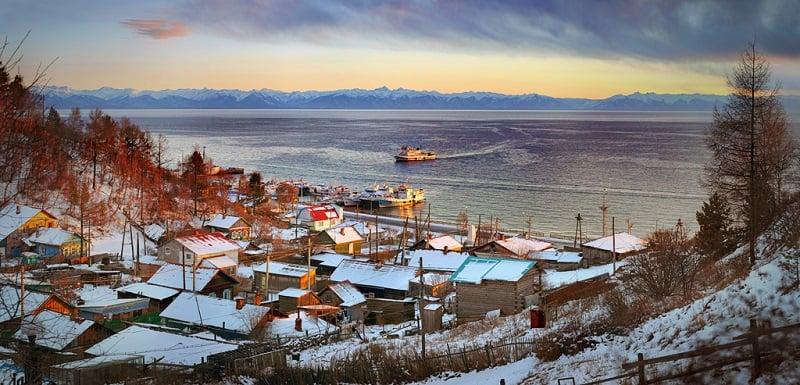 Onde Ficar no Lago Baikal: Listvyanka