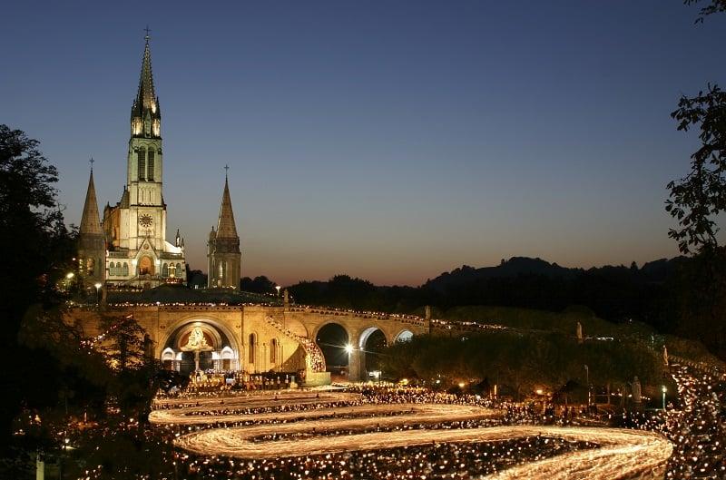 Onde Ficar em Lourdes: Margem Esquerda do Rio Gave de Pau