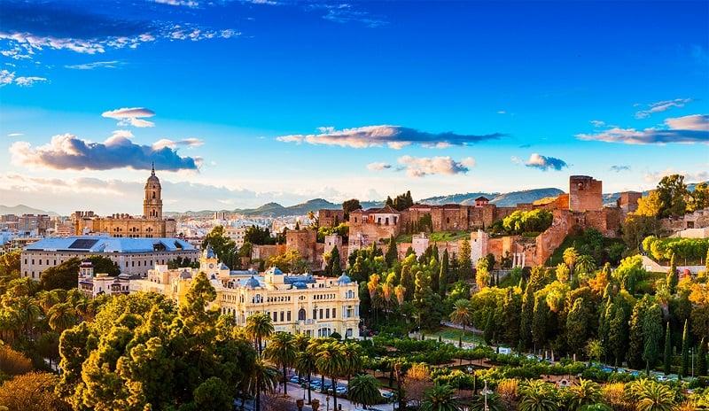 Onde Ficar em Málaga