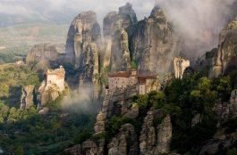 Onde Ficar em Meteora na Grécia