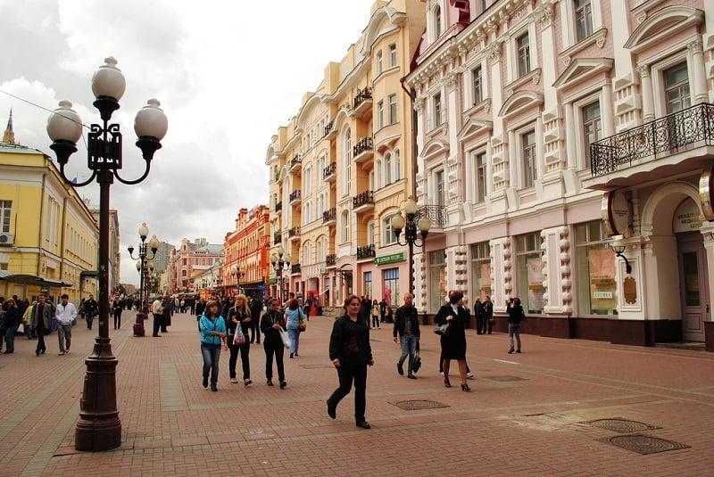 Onde Ficar em Moscou: Arbat