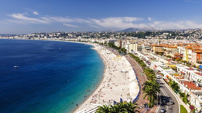 Onde Ficar em Nice: Promenade des Anglais