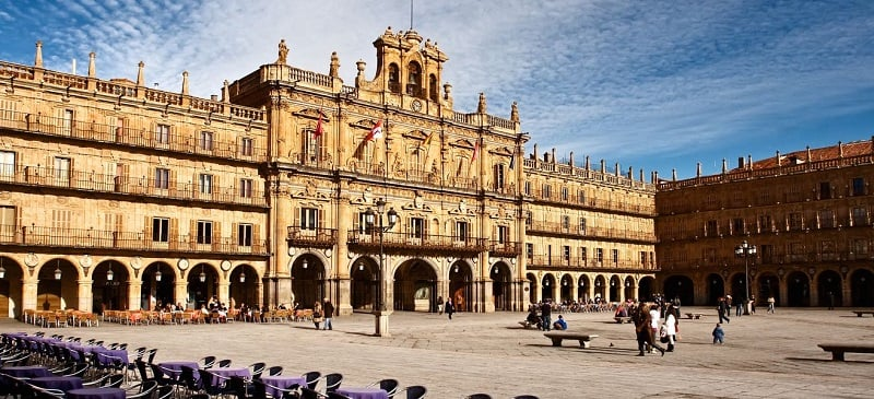 Onde Ficar em Salamanca: Centro Histórico