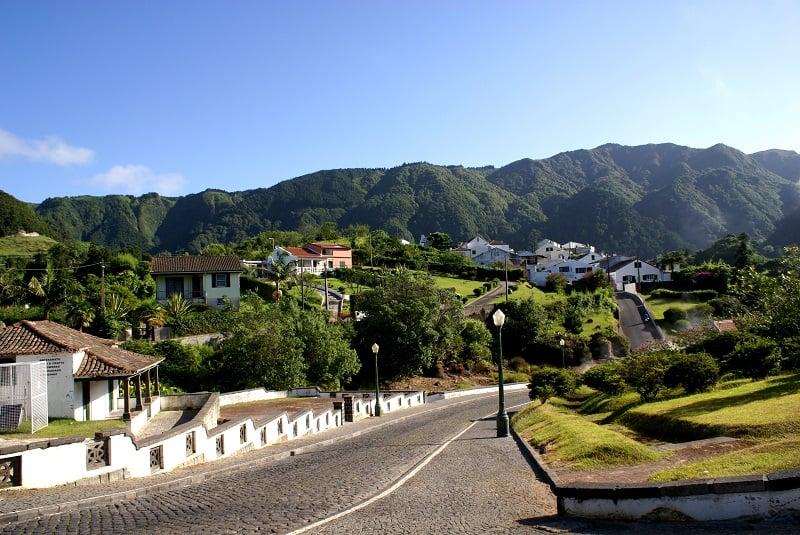 Onde Ficar em São Miguel: Furnas