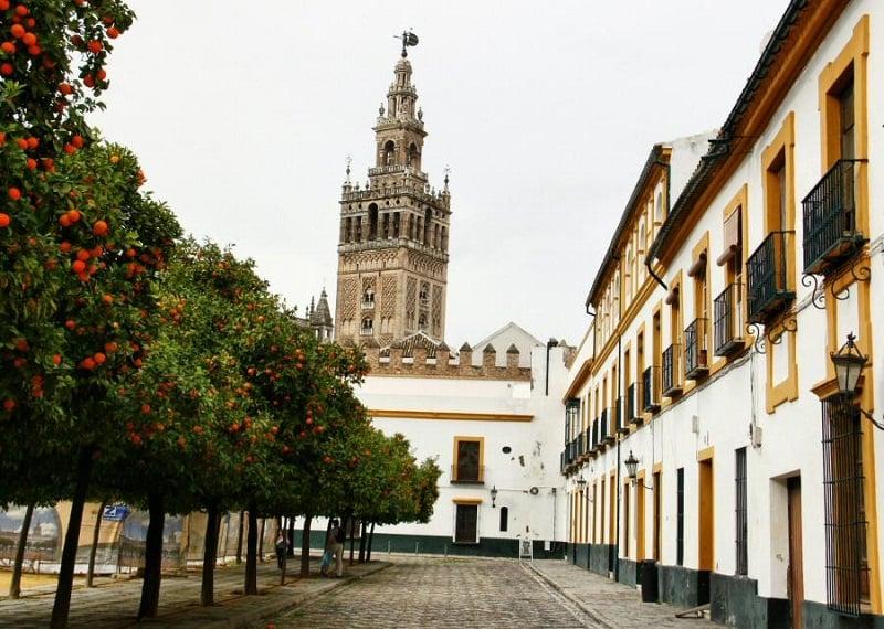 Onde Ficar em Sevilha: Santa Cruz