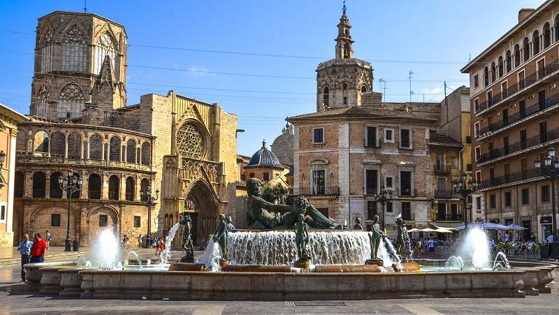 Onde Ficar em Valência: Cidade Velha