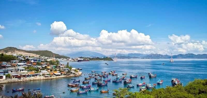 Onde Ficar em Nha Trang no Vietnã: Próximo a Praia