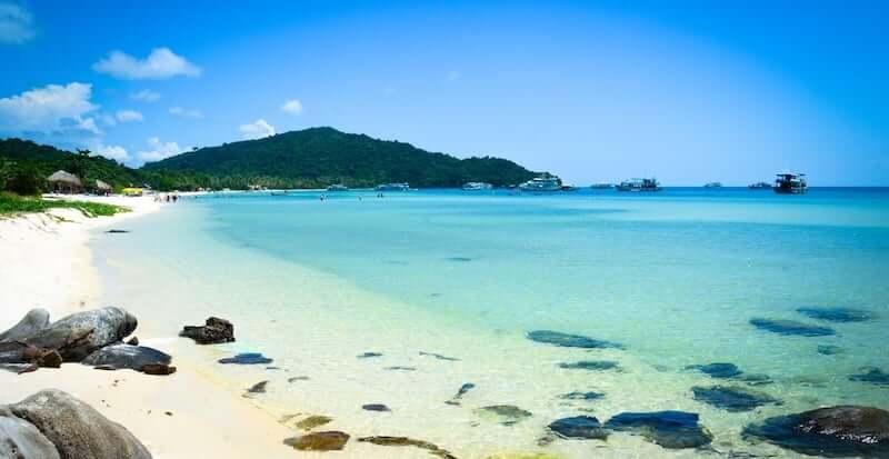 Onde Ficar em Phu Quoc no Vietnã: Próximo a Praia