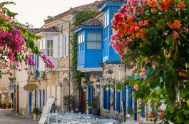 Onde Ficar em Alacati na Turquia
