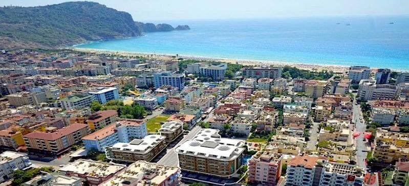 Onde Ficar em Alanya na Turquia: Centro
