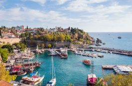 Onde Ficar em Antália na Turquia