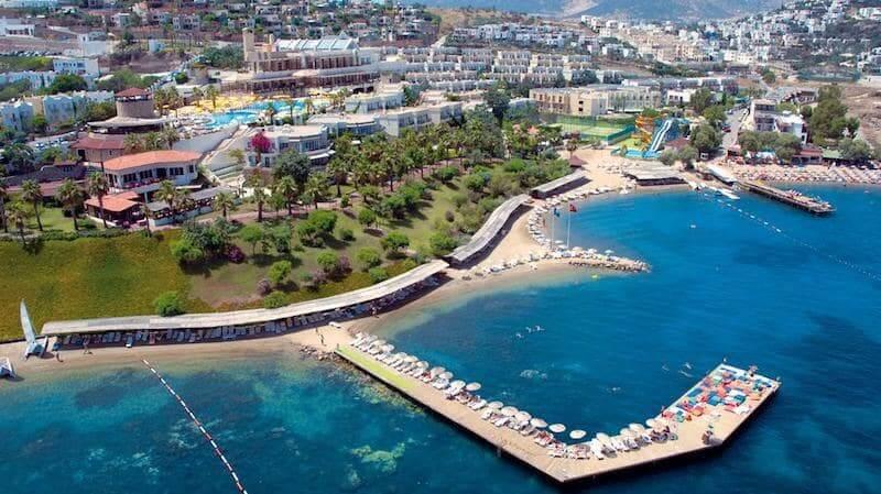 Onde Ficar em Bodrum na Turquia: A Beira Mar