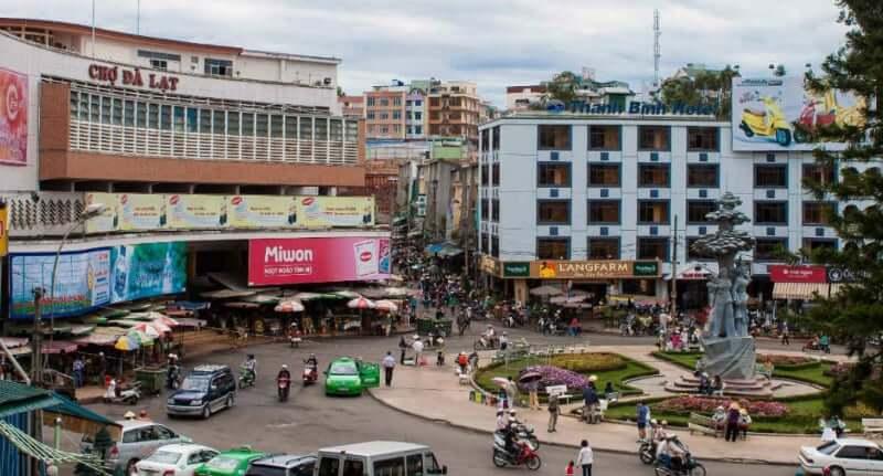Onde Ficar em Da Lat no Vietnã: Centro