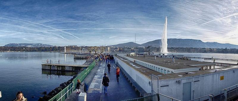 Onde Ficar em Genebra na Suíça: Les Pâquis