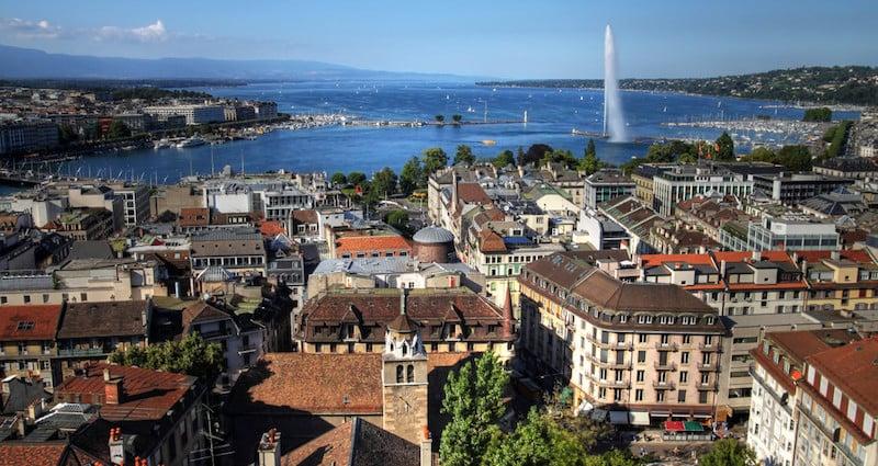 Onde Ficar em Genebra na Suíça: Cidade Velha