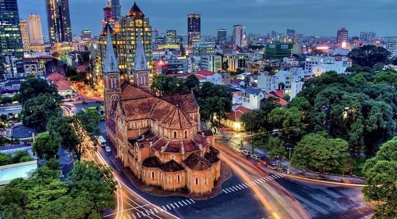 Onde Ficar em Ho Chi Minh no Vietnã: Distrito 1